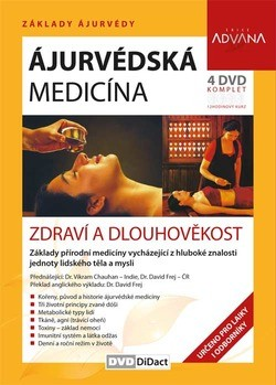 DVD Advana - �jurv�dsk� medic�na (set 4 dvd)