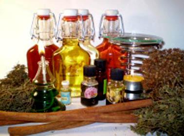Jihoamerické léčivé oleje a doplňky stravy